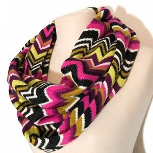 NWT Missoni for Target Infinity Scarf